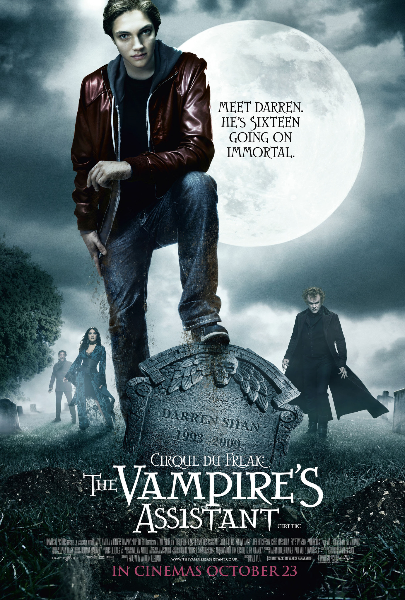 Cirque du Freak: The Vampire's Assistant (2009) - IMDb