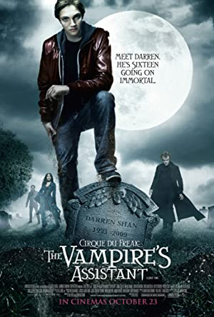 Cirque du Freak: The Vampire's Assistant Poster Image