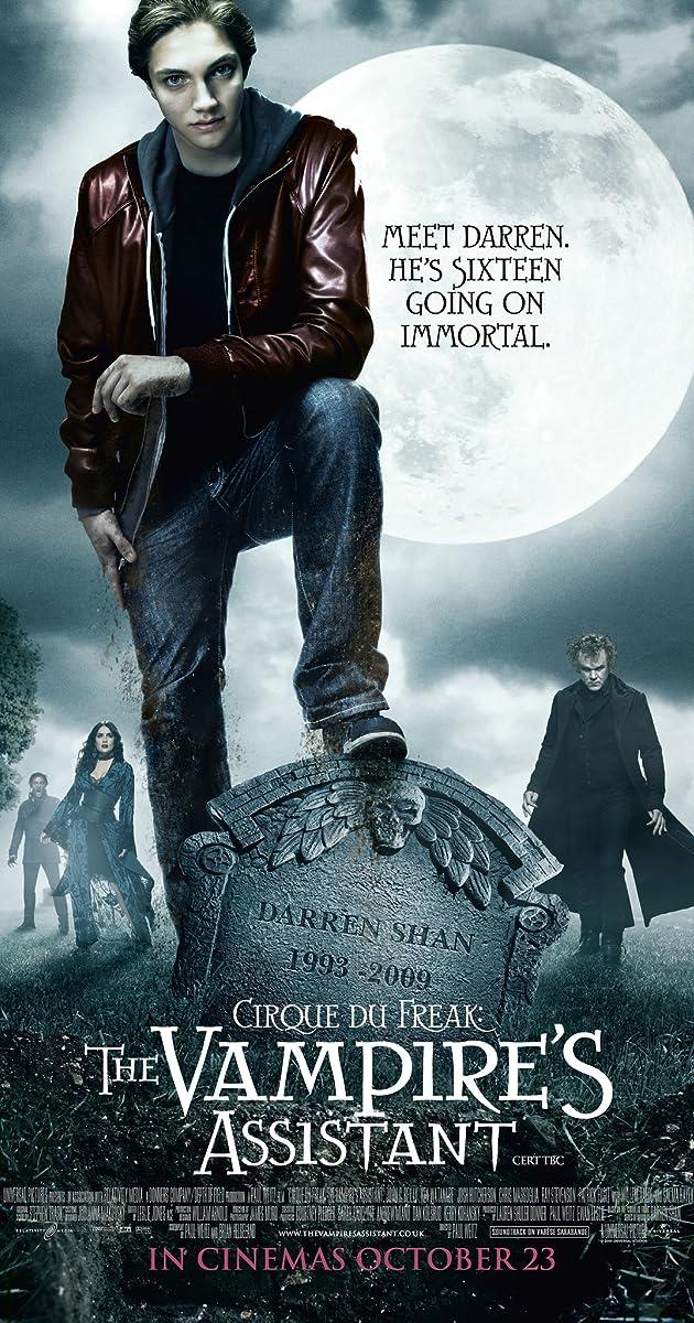 Subtitle of Cirque du Freak: The Vampire's Assistant