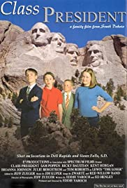 Class President Poster