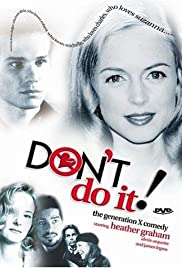Don't Do It Poster