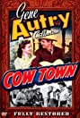 Cow Town (1950) Poster