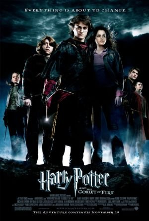 Movie Harry Potter and the Goblet of Fire (2005)