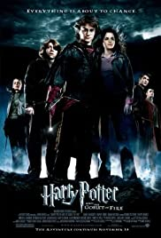 Harry Potter e il calice di fuoco Poster