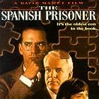 Steve Martin, Ben Gazzara, Campbell Scott, and Rebecca Pidgeon in The Spanish Prisoner (1997)