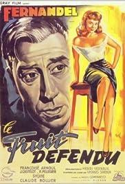 Forbidden Fruit(1952) Poster - Movie Forum, Cast, Reviews