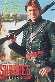 Sharpe's Siege (1996) Poster - Movie Forum, Cast, Reviews