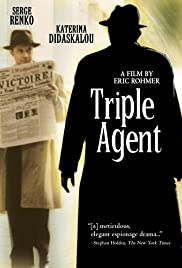 Triple Agent Poster