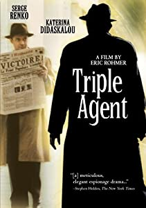 Watch free movie for iphone 4 Triple agent France [640x320]