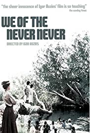 We of the Never Never Poster