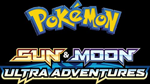 Pokemon: Sun & Moon-Ultra Adventures