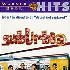 Parker Posey, Giovanni Ribisi, Steve Zahn, Amie Carey, Dina Spybey-Waters, Jayce Bartok, and Nicky Katt in SubUrbia (1996)