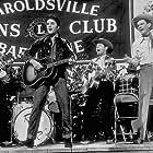 "Elvis Presley in ""Loving You,"" Paramount, 1957."