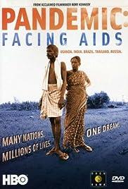 Pandemic: Facing AIDS Poster