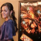 Yan-Kay Crystal Lowe at an event for Black Christmas (2006)