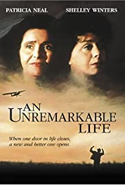 An Unremarkable Life (1989) Poster - Movie Forum, Cast, Reviews