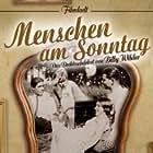 Brigitte Borchert, Christl Ehlers, Erwin Splettstößer, and Wolfgang von Waltershausen in Menschen am Sonntag (1930)