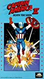 Captain America II: Death Too Soon (1979) Poster