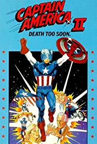 Primary photo for Captain America II: Death Too Soon