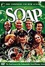 Billy Crystal, Katherine Helmond, Roscoe Lee Browne, Cathryn Damon, Jay Johnson, Robert Mandan, Richard Mulligan, and Arthur Peterson in Soap (1977)