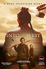 Keri Russell and Matthew Settle in Into the West (2005)