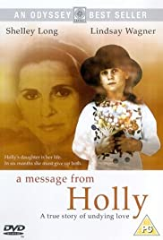 A Message from Holly (1992) Poster - Movie Forum, Cast, Reviews