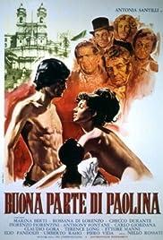 Buona parte di Paolina Poster