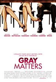 Gray Matters (2006) Poster - Movie Forum, Cast, Reviews