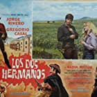 Gregorio Casal, Nadia Milton, and Jorge Rivero at an event for Los dos hermanos (1971)