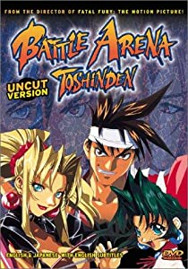 Hollywood movies 2018 direct download Battle Arena Toshinden [480x320]