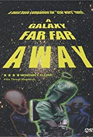 A Galaxy Far, Far Away Poster