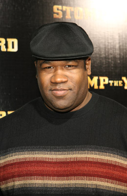 B.D. Freeman at an event for Stomp the Yard (2007)