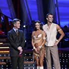 Tom Bergeron, Cameron Mathison, and Edyta Sliwinska in Dancing with the Stars (2005)