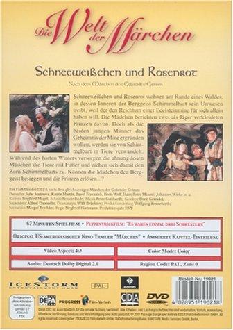 Schneeweißchen Und Rosenrot 1979