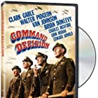 Clark Gable, Charles Bickford, Brian Donlevy, and Walter Pidgeon in Command Decision (1948)