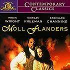 Morgan Freeman and Robin Wright in Moll Flanders (1996)