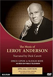 Meilleur téléchargement de film gratuit Once Upon a Sleigh Ride: The Music & Life of Leroy Anderson, Leroy Anderson, Dick Cavett [BluRay] [640x480] (2000) USA