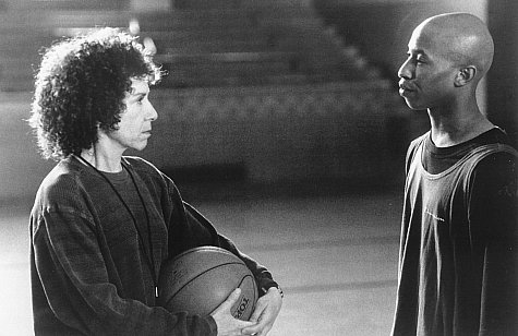 Rhea Perlman and Fredro Starr in Sunset Park (1996)