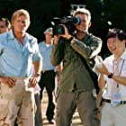 Thomas Haden Church, Bradley Cooper, and Ken Jeong in All About Steve (2009)