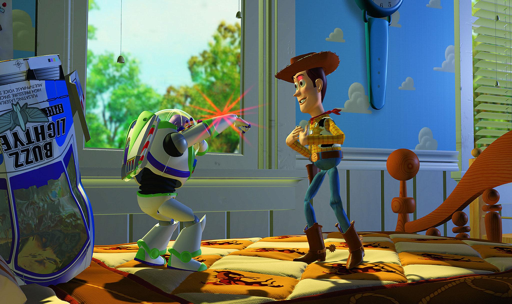 Image result for toy story 1 stills