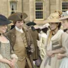 Ralph Fiennes, Charlotte Rampling, Keira Knightley, and Hayley Atwell in The Duchess (2008)