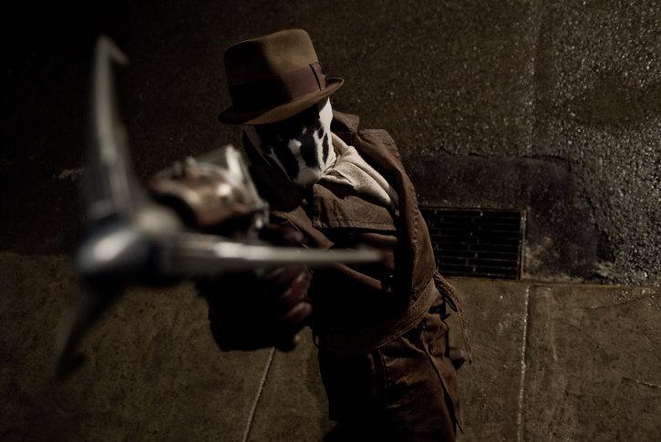 Jackie Earle Haley in Watchmen (2009)