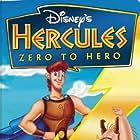Tate Donovan and Robert Costanzo in Hercules: Zero to Hero (1999)