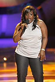 LaKisha Jones in American Idol: The Search for a Superstar (2002)