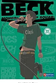 Beck: Mongolian Chop Squad Poster