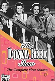 The Donna Reed Show Poster - TV Show Forum, Cast, Reviews