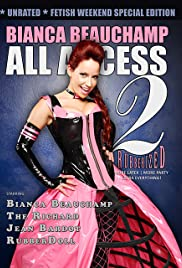 Bianca Beauchamp All Access 2: Rubberized Poster