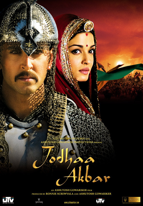 Jodhaa Akbar (2008) Hindi Movie 700MB BluRay ESubs Download