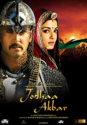 Romance Jodhaa Akbar Movie