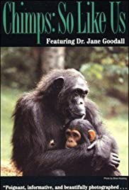 Chimps: So Like Us Poster